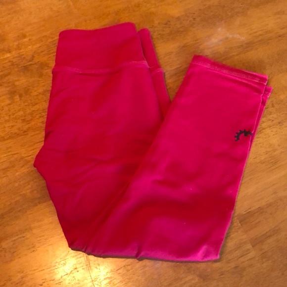 WOD Bottom Pants - EUC women's small WOD bottom crops